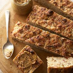 Smoked Gouda and Ale Loaf:This hearty no-knead bread is packed with flavor. Each slice is filled with bacon, stone-ground mustard, Gouda cheese, beer, and caraway.