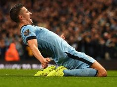 Manchester City Liverpool: Jovetic & Aguero see off Reds English Premier League, Manchester City, Liverpool, Football, Sports, Highlights 2014, Montenegro, Goals, Club