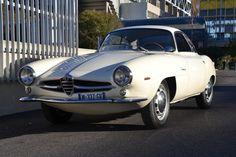 1963 Alfa Romeo Giulia - Sprint Speciale | Classic Driver Market