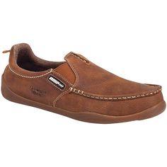 061228d27a0 Georgia Boot Cognac Leather Moccasin (3