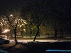 Zima w Rypinie