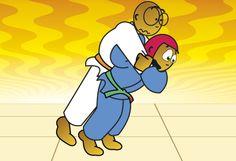 Morote Seoi Nage - Kokakids - Junior Judo Magazine