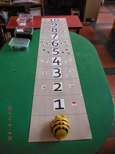 De klas van juf Jolien ! Number Sense Activities, Math Activities, Preschool Math, In Kindergarten, Anterior Y Posterior, Stem Classes, Computational Thinking, Bee Bop, Classroom Behavior Management