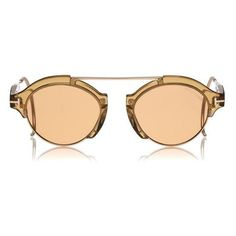 FARRAH SUNGLASSES ❤ liked on Polyvore featuring accessories, eyewear and sunglasses