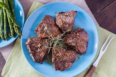 Make and share this Grilled Rosemary Lamb Chops recipe from Genius Kitchen.