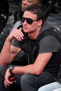 More Ryan Lochte hotness.