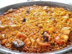 Arroz del senyoret   (Arroz del señorito)    Receta premiada a la mejor de la Comunidad Valenciana en el concurso de Baeturia y Sabor en cr...