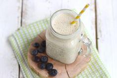Banaan/sinaasappel/bosbessen/yoghurt