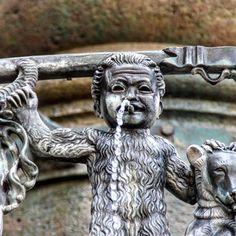 Wasserspeier :-) #iloveleipzig #thisisleipzig #leipzig #saxony #sunnyday #frühling #brunnen #fountain