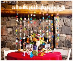 RAINBOW WEDDING RECEPTIONS | the sweetheart table a colorful feast for the eyes gorgeous
