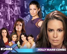 Meet actor Holly Marie Combs at #FANX17! Known for roles on Charmed, Pretty Little Liars, and Picket Fences. #utah