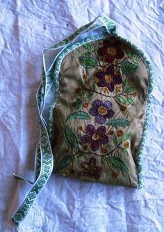 Sami band purse trim and strap