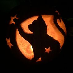 Cat-O-Lanterns: 30 Of The Greatest Halloween Cat Pumpkin Designs [PICTURES - Real Time - Diet, Exercise, Fitness, Finance You for Healthy articles ideas Pumpkin Recipes, Fall Recipes, Pumpkin Ideas, Creative Pumpkin Carving Ideas, Vegan Recipes, Bread Recipes, Dinner Recipes, Cat Pumpkin Carving, Halloween Pumpkin Carving Stencils