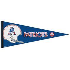 "New England Patriots WinCraft 12"" x 30"" Premium Pennant - $9.99"