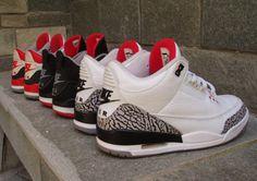 the best attitude 43770 5f2fb Air Jordan III Zapatos, Zapatillas, Indumentaria Deportiva, Air Jordans,  Zapatillas Para Correr