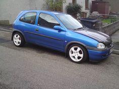 Arden blue corsa b 1.0 12v 50000 miles! - Corsa Sport - for Vauxhall and Opel Corsa B, Corsa C and Corsa D