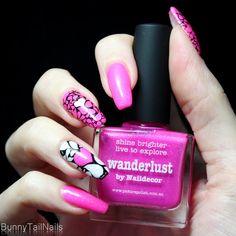 BunnyTailNails: Picture Polish Wanderlust – Barbie steroideissa?