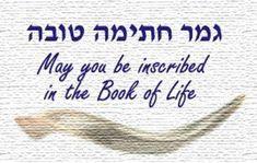 What is Yom Kippur? When is Yom Kippur? How is Yom Kippur Celebrated? Foods for Yom Kippur. History behind Yom Kippur, the Jewish Day of Repentance. Yom Kippur Greeting Cards, Yom Kippur Quotes, Book Of Life, The Book, Jewish Quotes, Hebrew Prayers, Messianic Judaism, Jewish Celebrations, Atonement