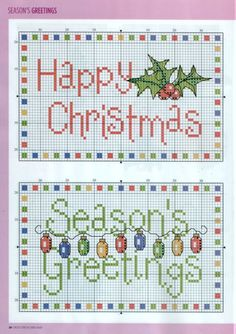 Thrilling Designing Your Own Cross Stitch Embroidery Patterns Ideas. Exhilarating Designing Your Own Cross Stitch Embroidery Patterns Ideas. Cross Stitch Christmas Cards, Xmas Cross Stitch, Cross Stitch Love, Cross Stitch Needles, Cross Stitch Cards, Christmas Cross, Counted Cross Stitch Patterns, Cross Stitch Designs, Cross Stitching