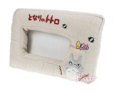 Totoro Valokuvakehys (pehmo) 11,90e