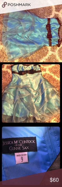 Jessica McClintock for Gunne Sax Jessica McClintock for Gunne Sax prom dress !!! Size 9 Jessica McClintock Dresses Prom