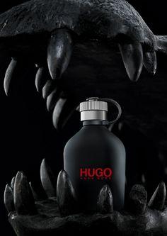 BLACK - HUGO BOSS Photographe : Sébastien Dubouchet The Cube Productions #photo #luxe #parfum #mode