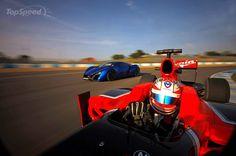 marussia b2 vs formula