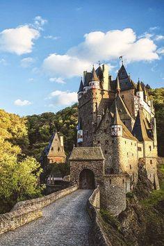 Medieval Castle, Eltz,Germany