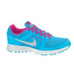 6951092439859 Nike Women s Air Relentless 3 Gamma Blue Mtllc Slvr Smmt Wht Pnk Running