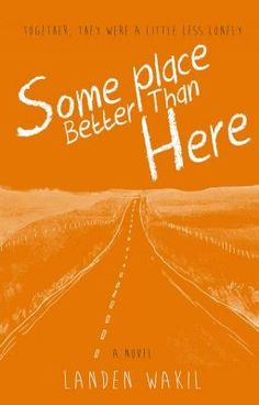 "You should read ""Some Place Better than Here"" on #wattpad #teenfiction"