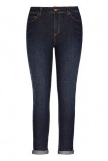Tall Crop Jeans at Long Tall Sally
