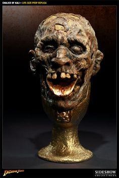 Chalice of Kali / 1:1 Scale Prop Replica / Sideshow Collectibles / JCG