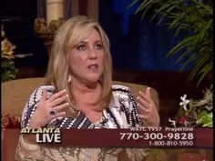 Deborah Ross brings the message of hope in marriage to a live audience.