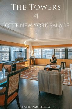 A review of our stay at The Towers at Lotte New York Palace, a New York luxury hotel that is popular with families. La Jolla Mom #thetowersatlotte #newyorkpalace #newyork Most Luxurious Hotels, Best Hotels, Luxury Hotels, Hotel Ads, Hotel Sheets, Nyc With Kids, Visiting Nyc, New York City Travel, Palace