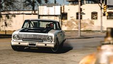 Aaron Kaufman and 1963 Ford Falcon