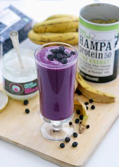 Superfoods, Lchf, Healthy Drinks, Panna Cotta, Juice, Paleo, Food And Drink, Pudding, Breakfast