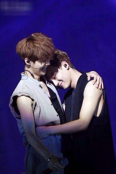 Exo Chen + Luhan! Bromance