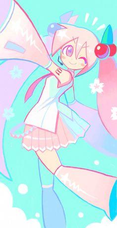 Cute Art Styles, Cartoon Art Styles, Kawaii Art, Anime Kawaii, Character Art, Character Design, Vocaloid Characters, Pretty Art, Cute Drawings
