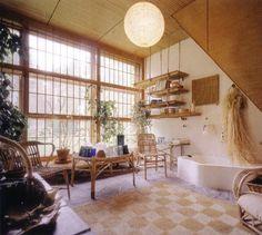 "Alvar Aalto ""Villa Mairea"", 1938, interior views ...   Classics of Architecture"
