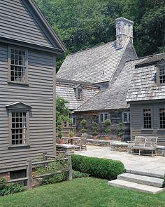 Cupola On A New England Shingle Style Home Details
