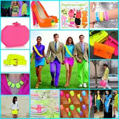 Neon Colors Trending Hot – Hot Trends Fall 2013. Read more at  http://whyoffashion.com/