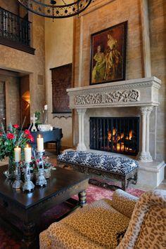 114 best chandeliers fireplaces images rh pinterest com