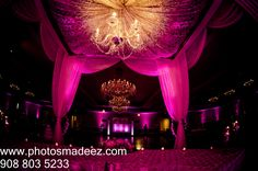 Mandap for Reception at Sheraton Parsippany, NJ. Punjabi Wedding in New Jersey. Along with  Elegant Affairs and Bollywood DJs Entertainment. Punjabi Wedding Sikh Groom Hindu Bride. Best Wedding Photographers in New Jersey PhotosMadeEz. Wedding Decor. Featured in Maharani Weddings.