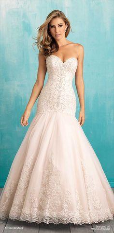 Allure Bridals Spring 2016 Wedding Dress