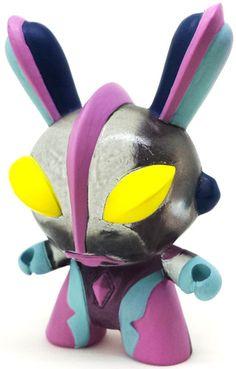 'Ultxa Super Villain Dunny' by Erick Scarecrow. Custom #dunny on sale at http://esctoy.com