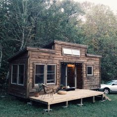 Hello. This is a blog about a tiny house on wheels. This blog chronicles the process of designing, building and eventually living in a tiny home trailer. Hopefully you will learn and/or be inspired by...: