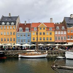Nyhavn - waterfront