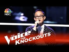 """The Voice 2015 Knockouts - Nathan Hermida: """"Leave Your Lover"""" - YouTube"""