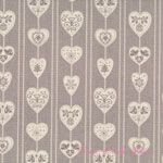 The Henley Studio Scandi Christmas Hearts Grey [AF-1295-S] - $10.95 : Pink Chalk Fabrics is your online source for modern quilting cottons and sewing patterns., Cloth, Pattern + Tool for Modern Sewists