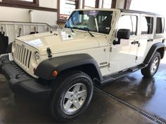 2010 Jeep Wrangler Unlimited Sport $399 / month - no money down! #gfsnewarrival